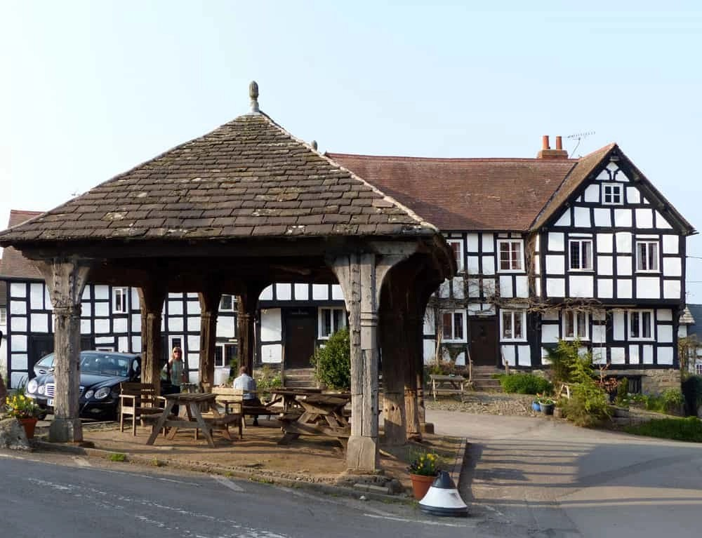Pembridge Market Hall