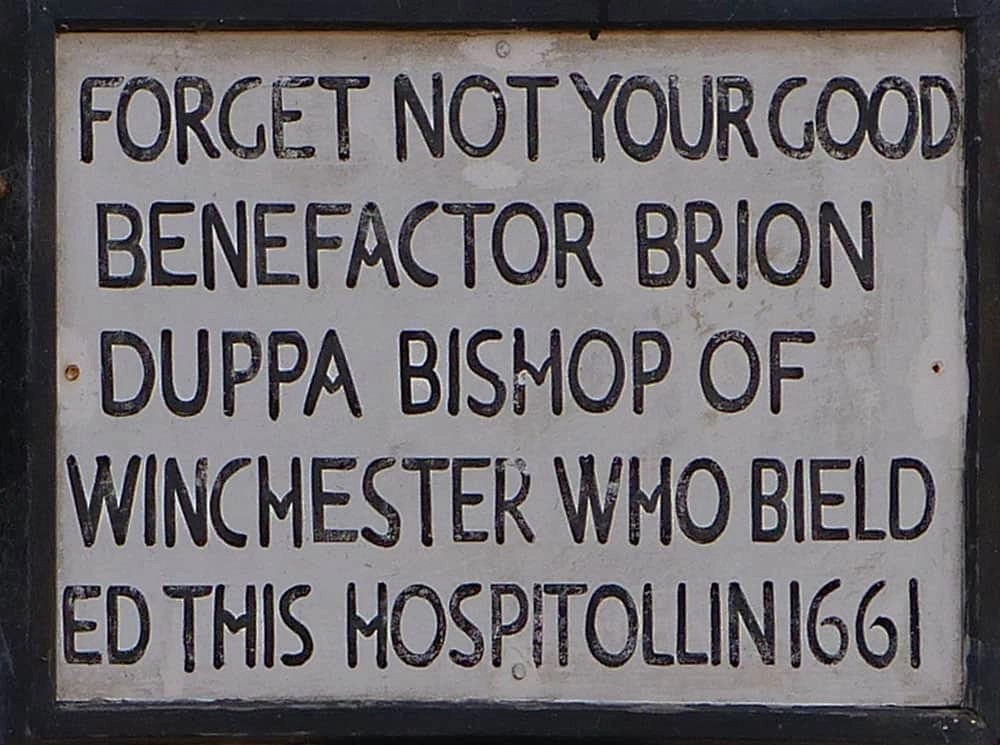 Plaque, Pembridge