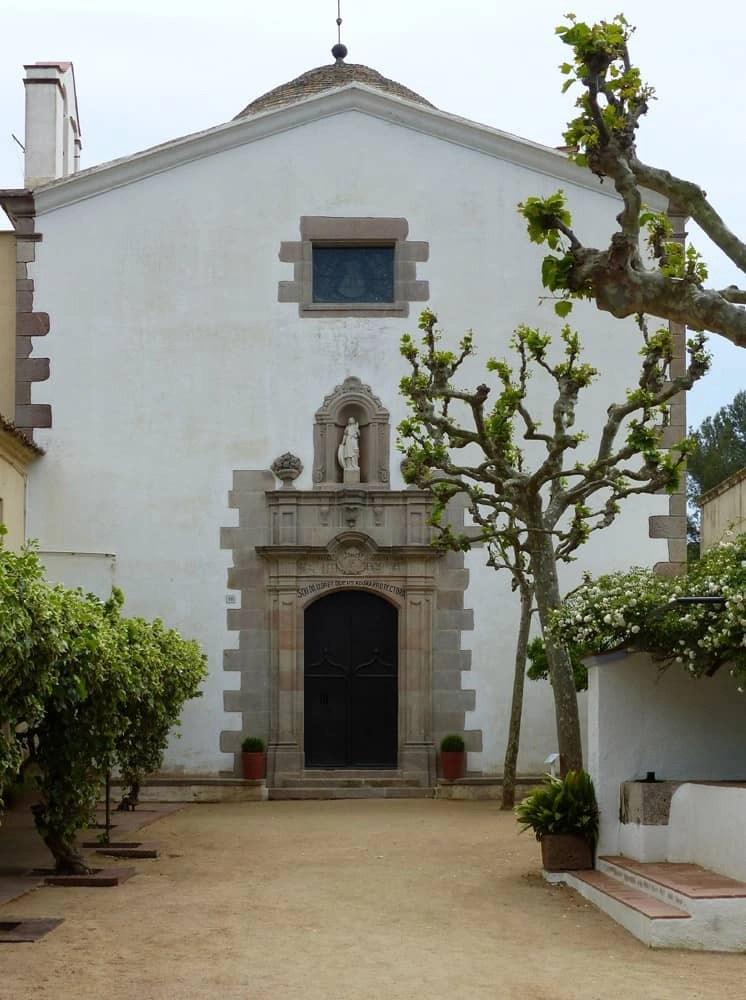 Chapel Santa Cristina, Lloret de Mar