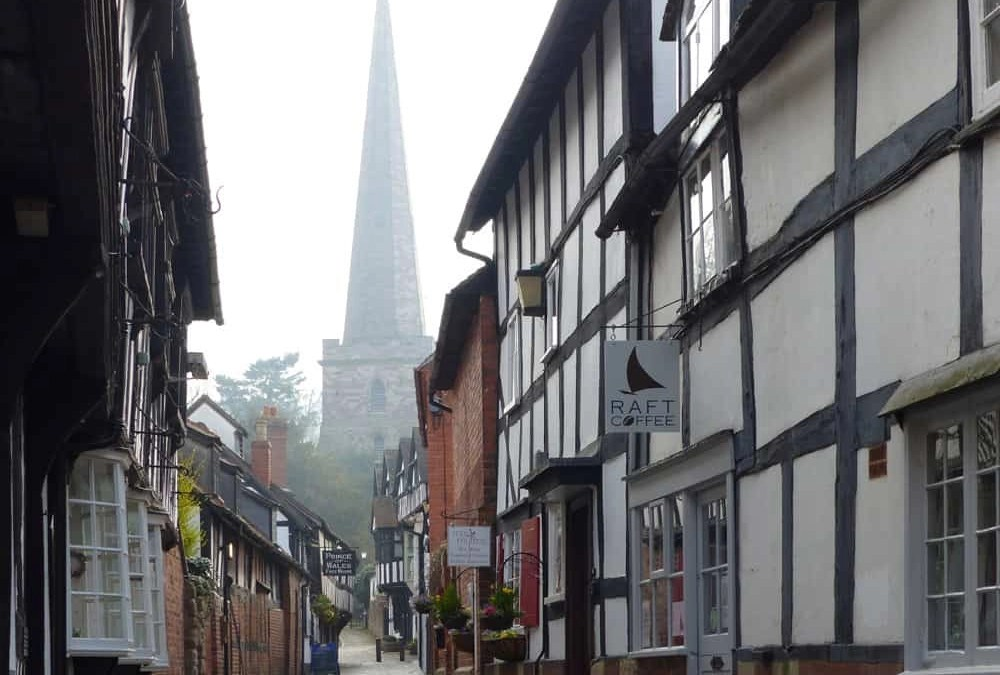 Discovering History on the Ledbury Heritage Trail