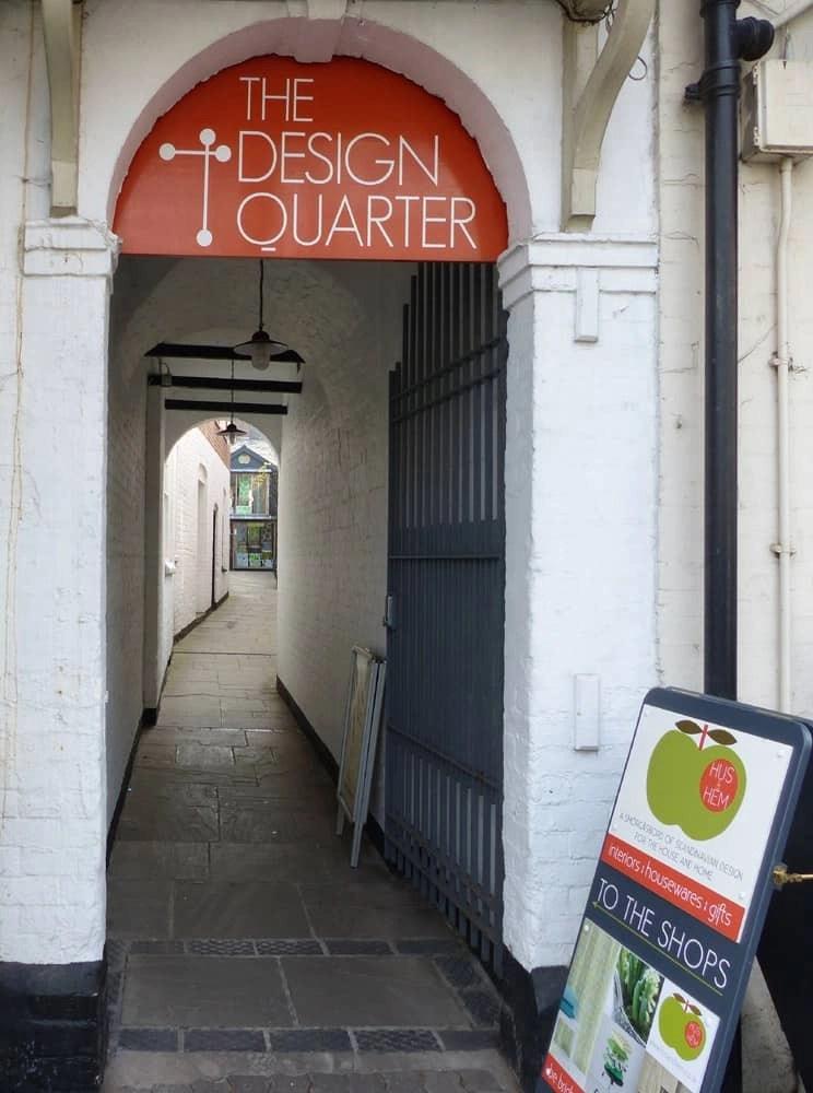 Design Quarter, Ledbury