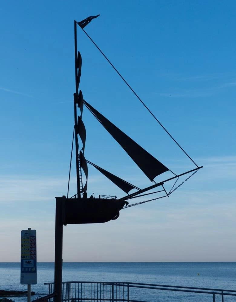 Sculpture, Lloret de Mar