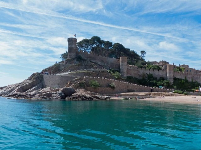 Tossa de Mar - www.worldwidewriter.co.uk