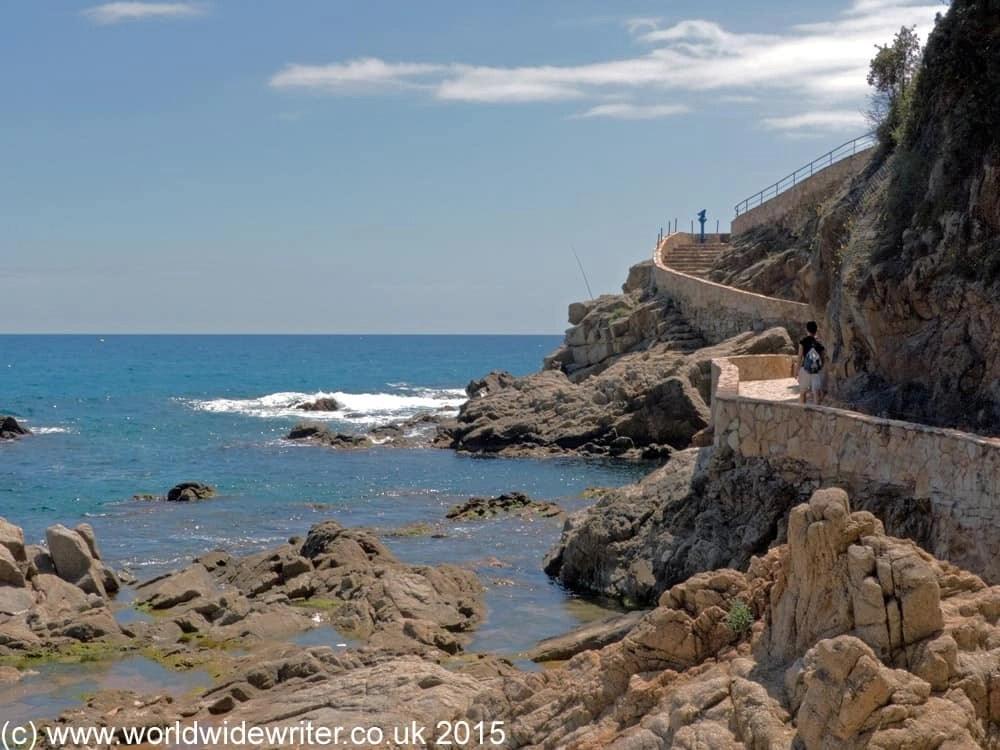 Lloret de Mar Coastal Path