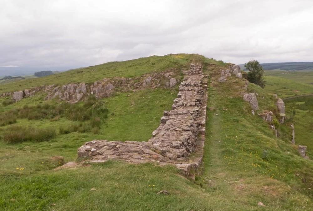 A Hike Through History on England's Hadrian's Wall Path