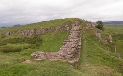 A Hike Through History on England's Hadrian's Wall Path