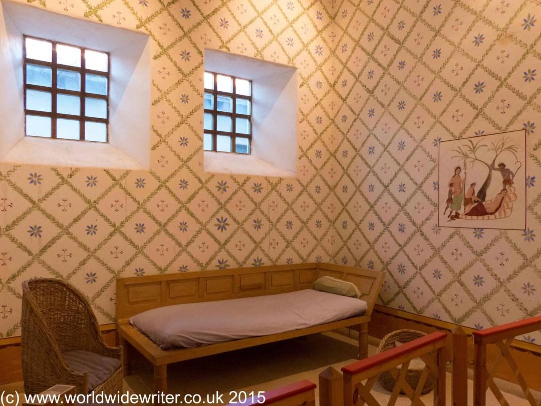 Commanding Officer's House, Arbeia Roman Fort, South Shields - www.worldwidewriter.co.uk