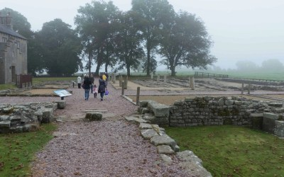 The Long History of Birdoswald Roman Fort