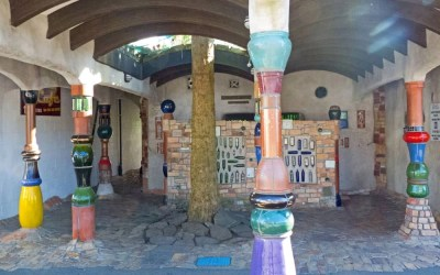 An Unlikely Tourist Attraction: Kawakawa and the Hundertwasser Toilets