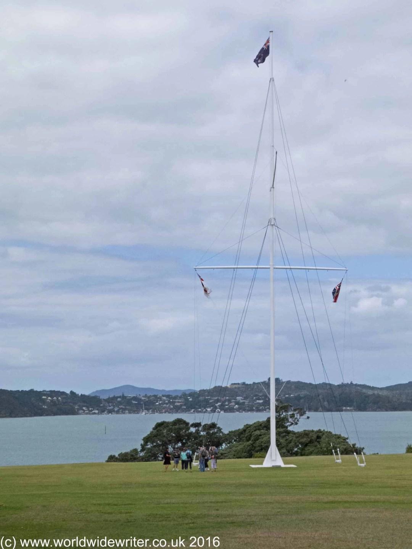 Flagpole