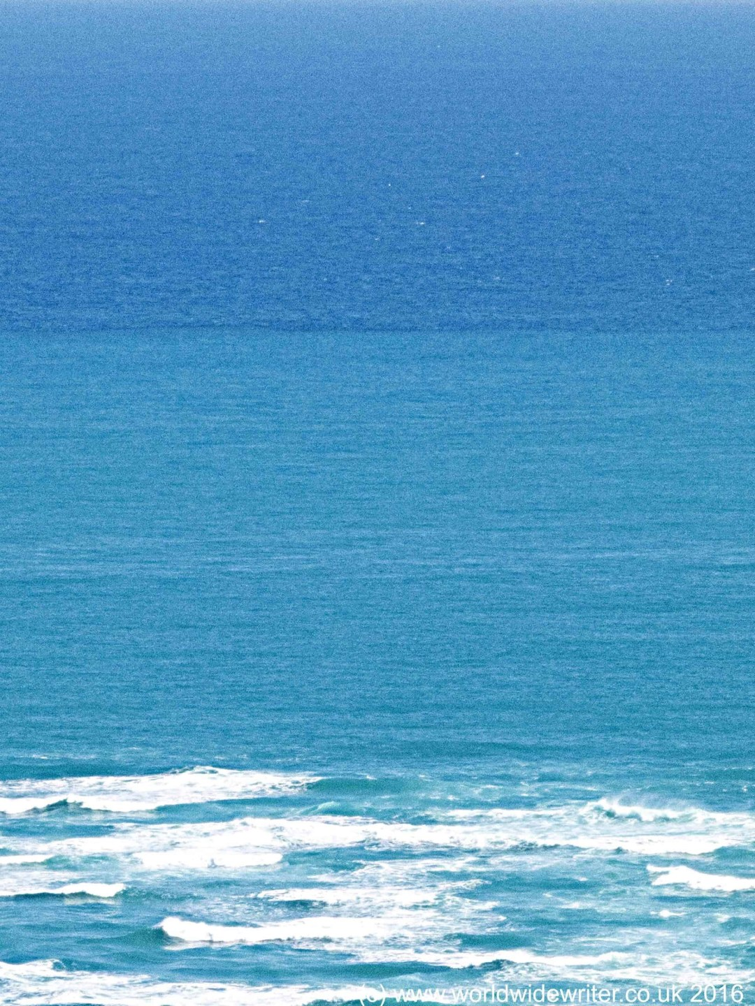 Meeting of the waters, Cape Reinga