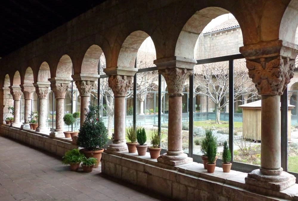 Unicorns and Abbeys at the New York Cloisters Museum