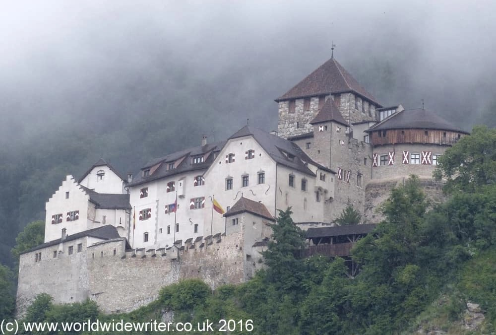 Vaduz Then and Now: A Personal Pilgrimage