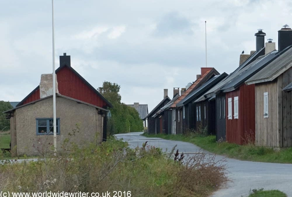 Discovering the Fishing Stations of Gotland