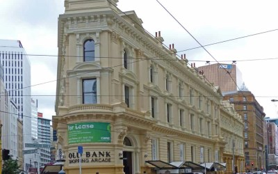 History, Architecture… and Shopping: The Old Bank Arcade, Wellington