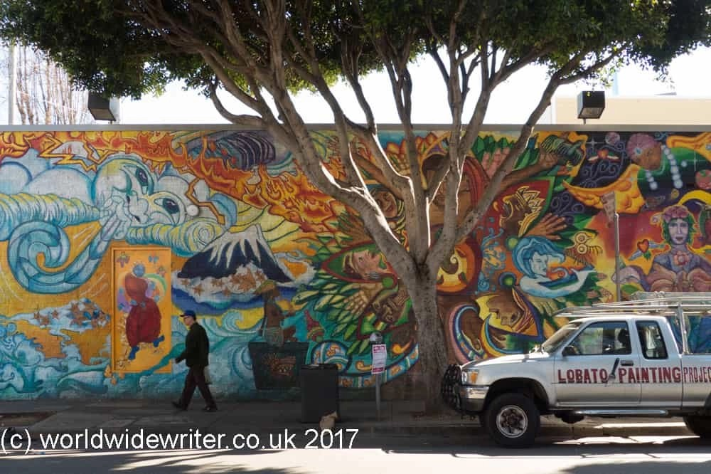 The Mission District Murals of San Francisco