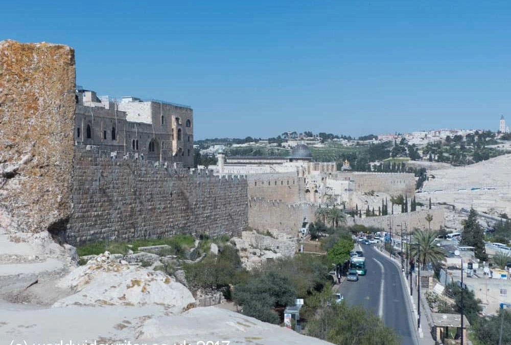 The Jerusalem Ramparts Walk, a New Perspective on the Old City