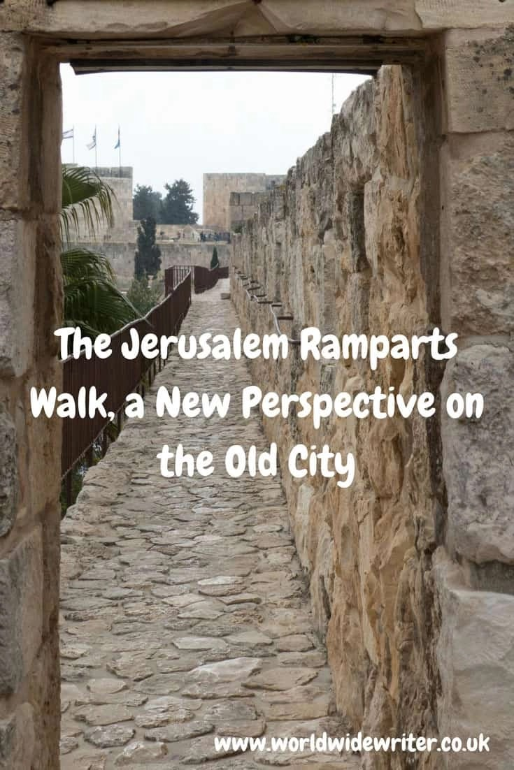 Jerusalem Ramparts Walk