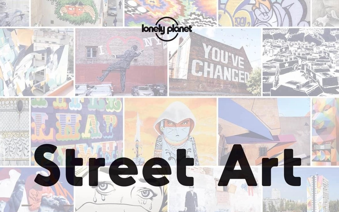 Book Review: Lonely Planet Street Art