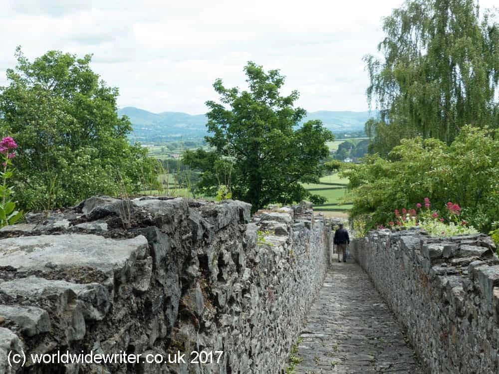 Denbigh Town Walls