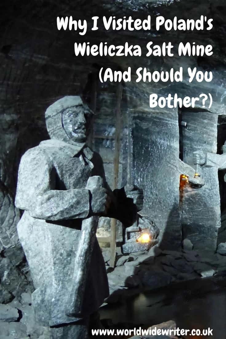 Salt sculpture, Wieliczka Salt Mine