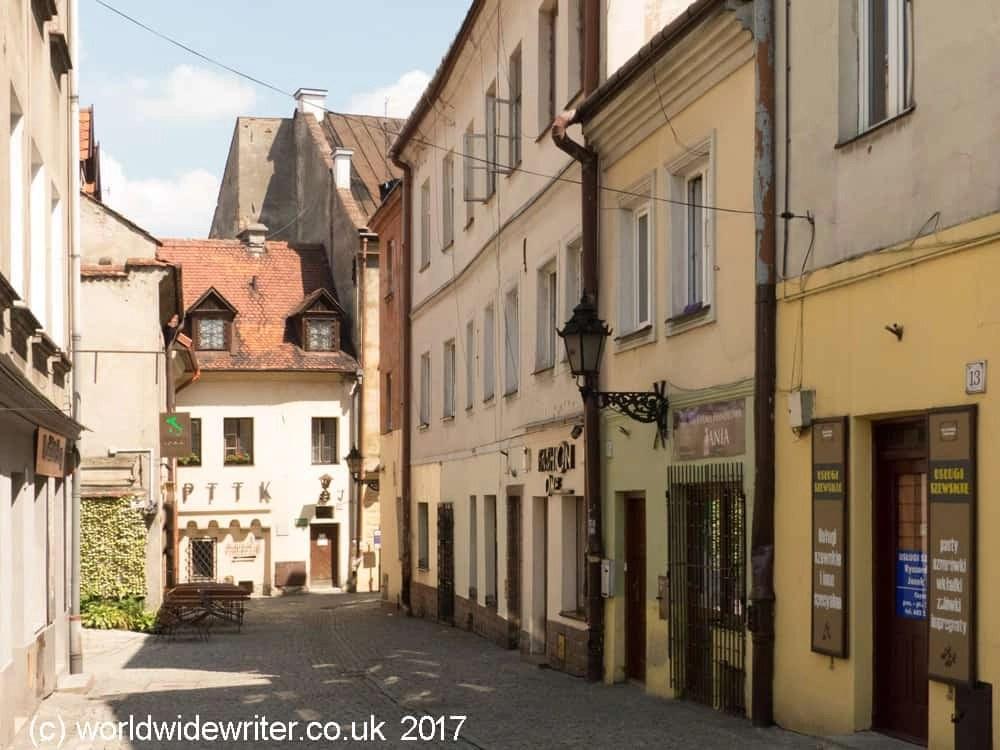 Tarnów Jewish quarter