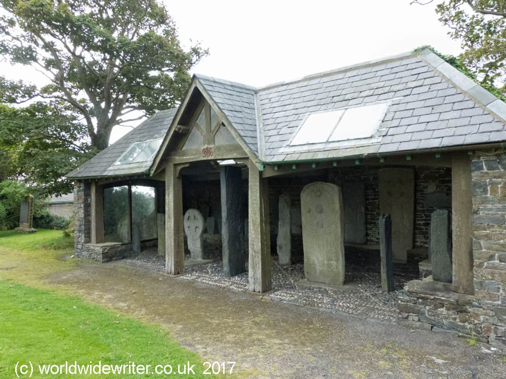 Cross House at Maughold, Isle of Man