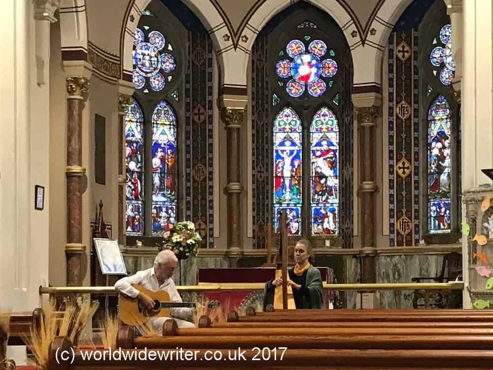 Classical Irish music
