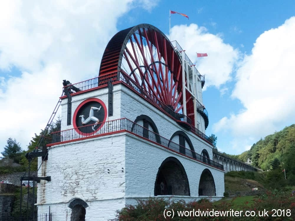 Great Laxey Wheel, Isle of Man