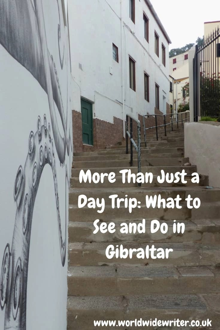 Old town of Gibraltar