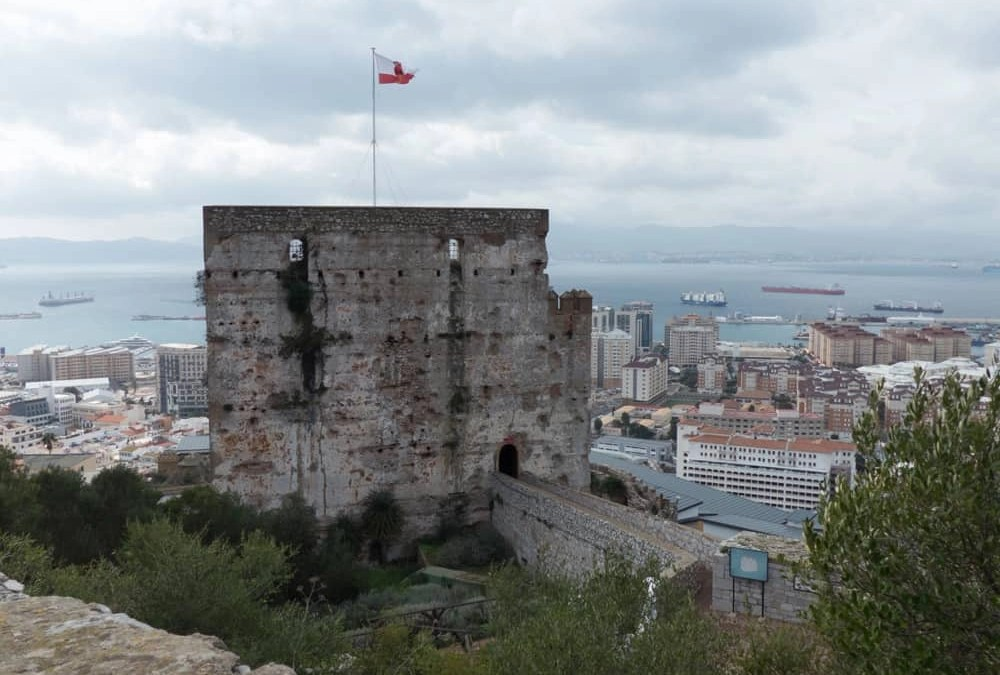 Defending the Rock: The Walls and Fortifications of Gibraltar