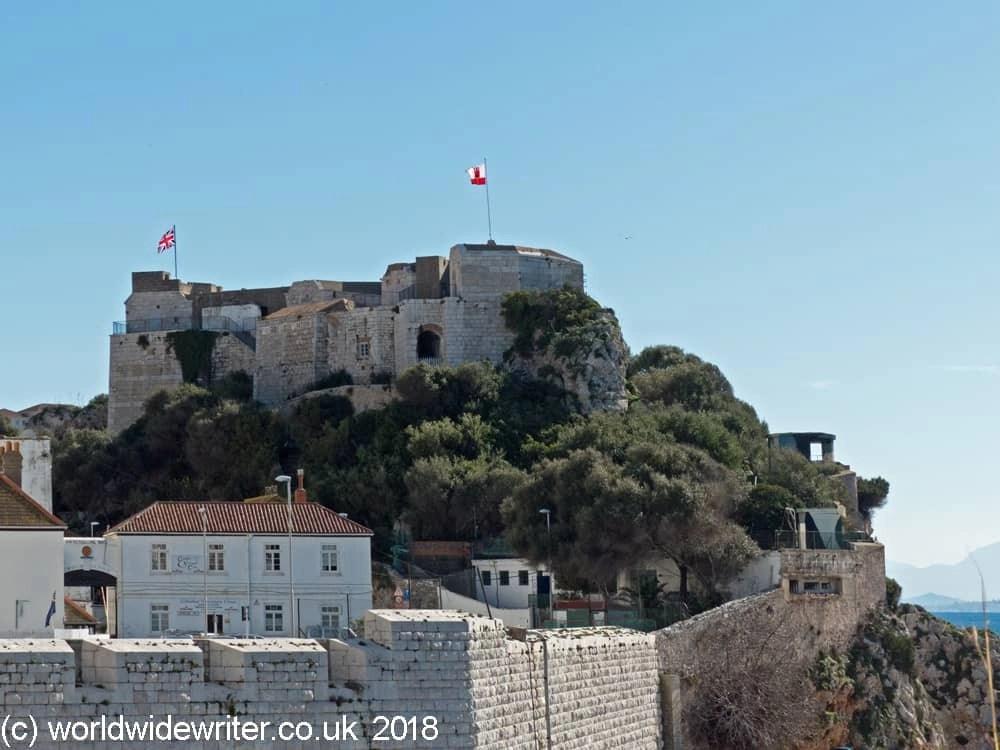 Parson's Lodge, Gibraltar