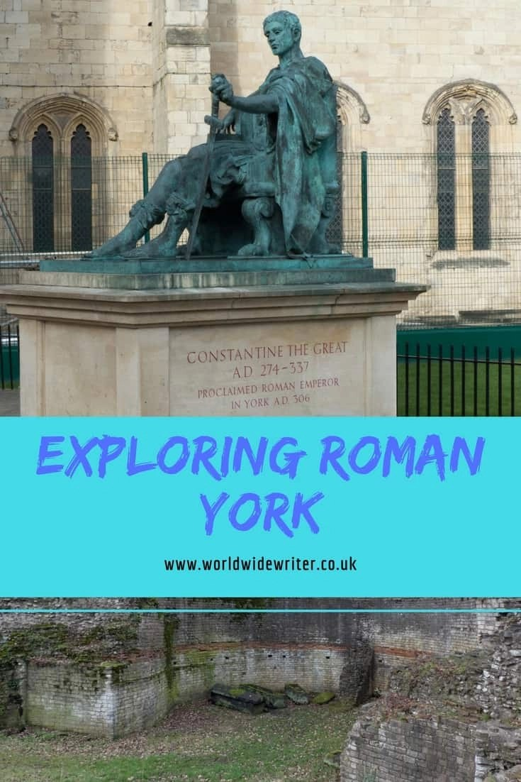 Exploring Roman York