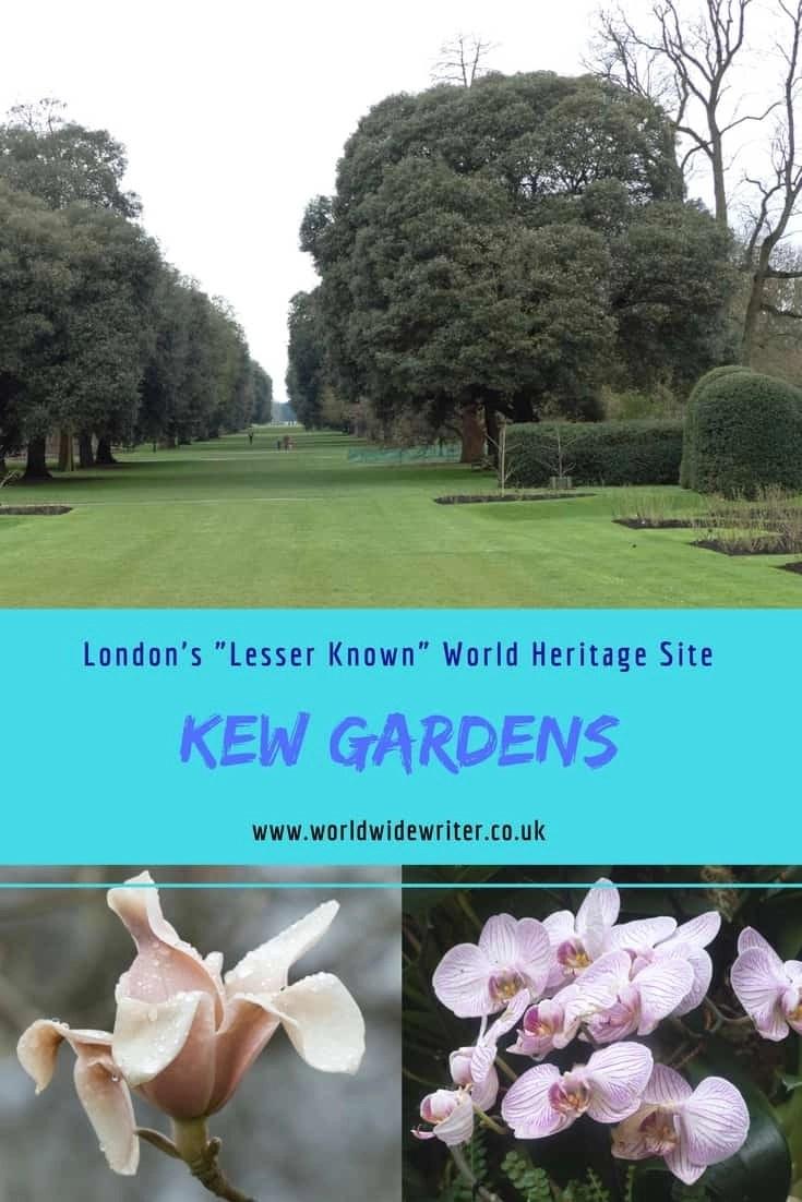 Royal Botanic Gardens, London