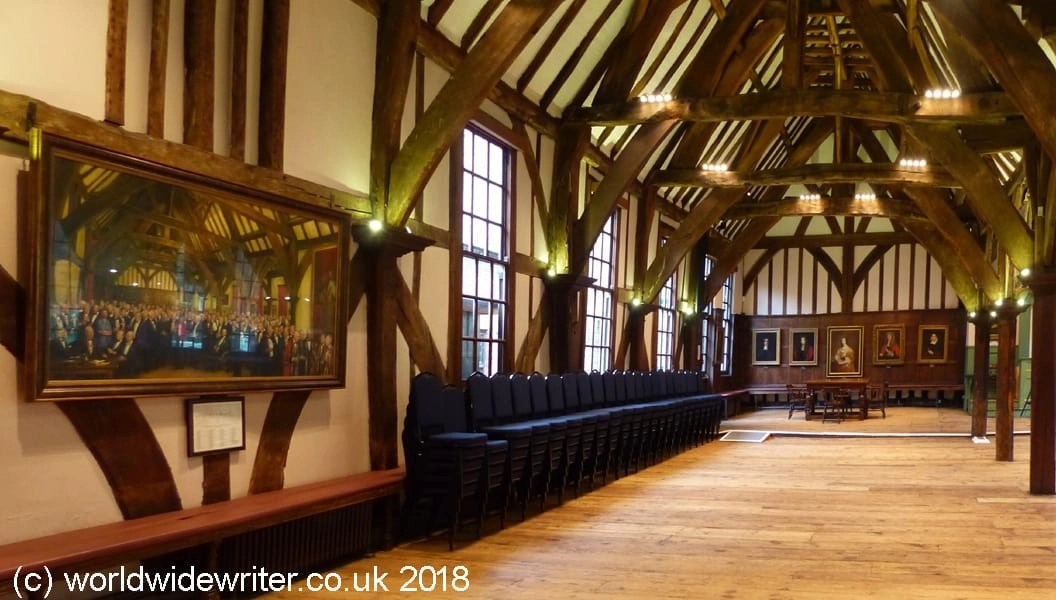 Great Hall, Merchant Adventurers' Hall, York