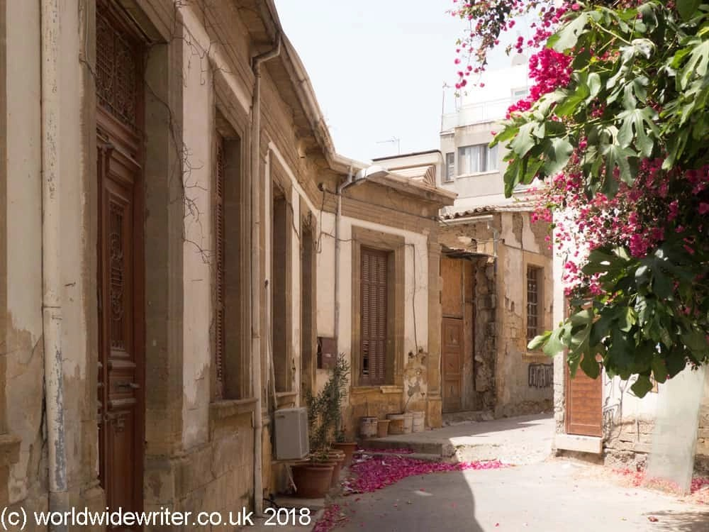 Crossing the Line: North and South Nicosia