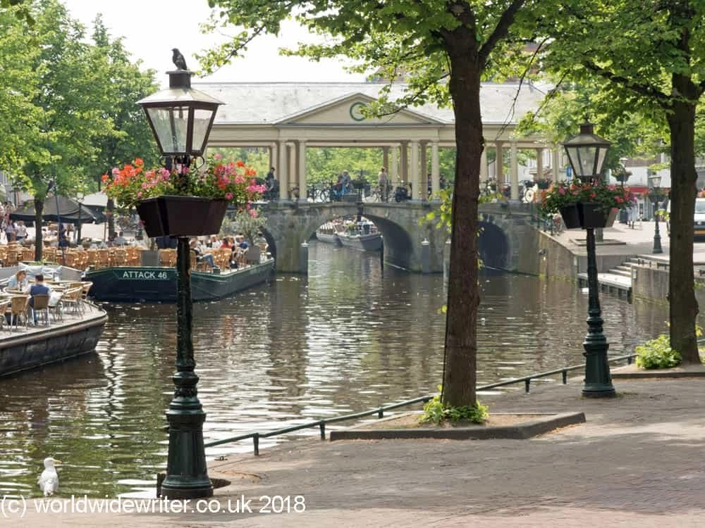 Koornbrug, Leiden