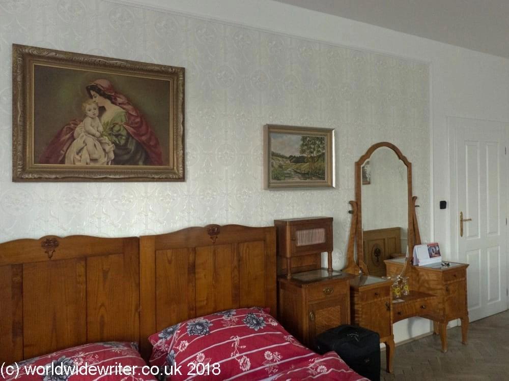 Accommodation in Svojanov Castle