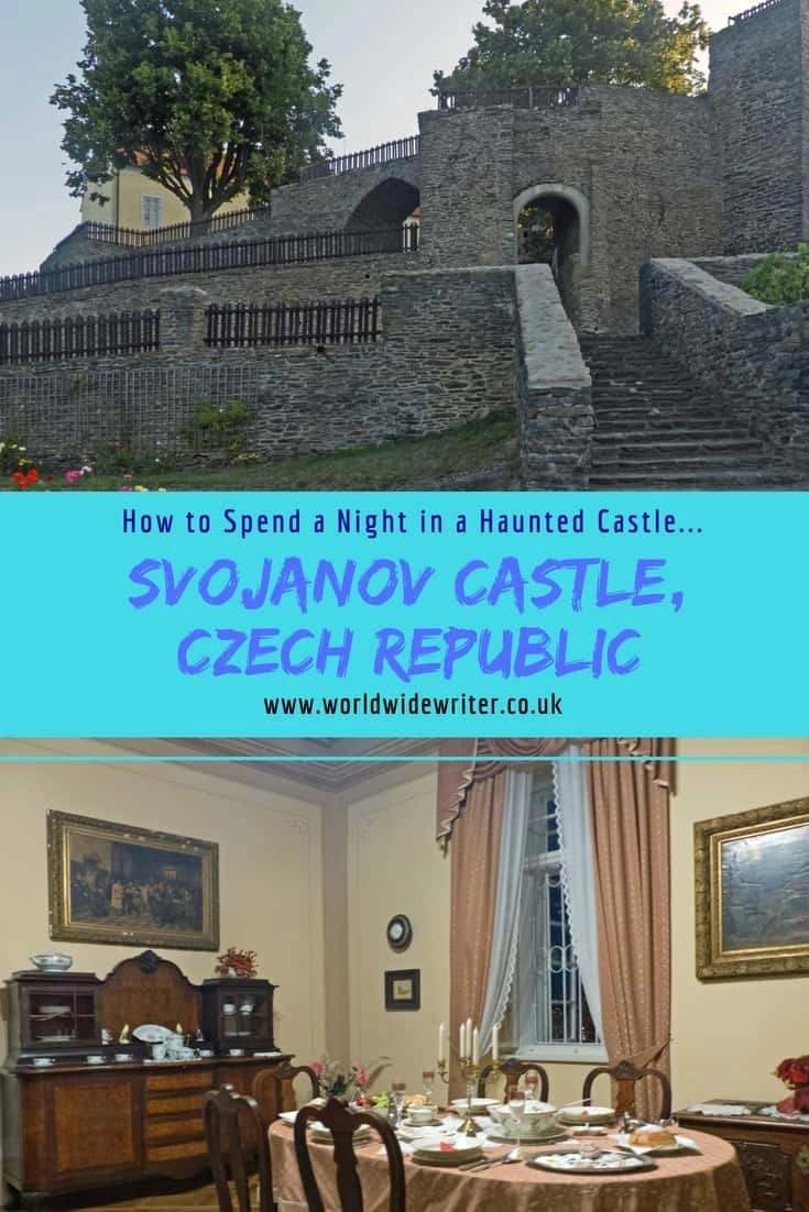 Svojanov Castle, East Bohemia