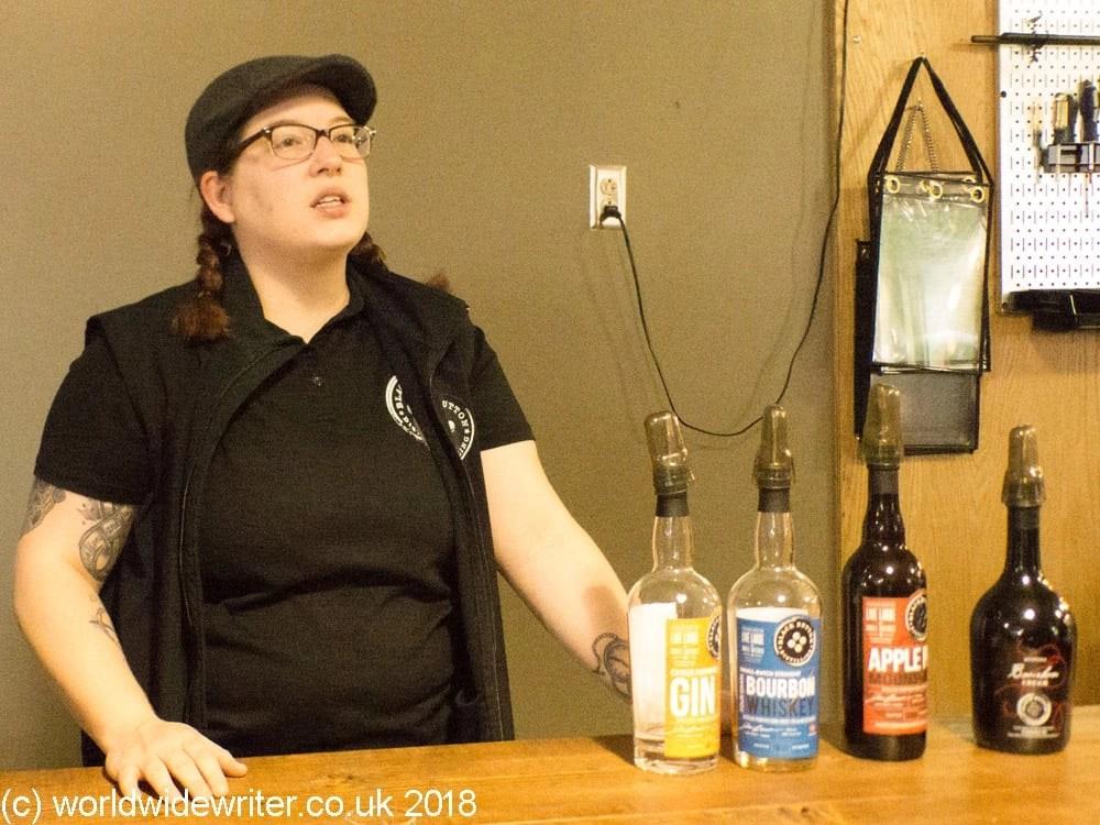 Black Button Distillery, Rochester NY
