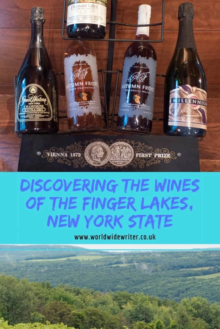 Discovering Finger Lakes Wine