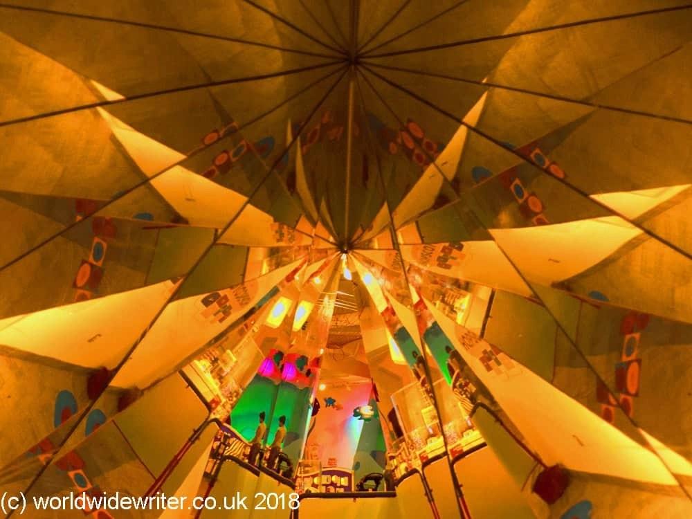 Kaleidoscope, Strong Museum of Play