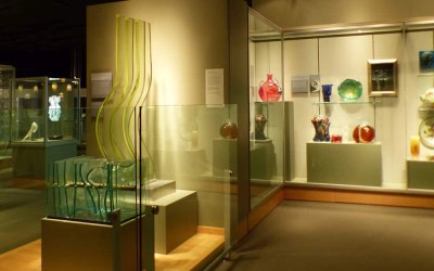 Showcasing Glass Through the Ages: The Corning Museum of Glass