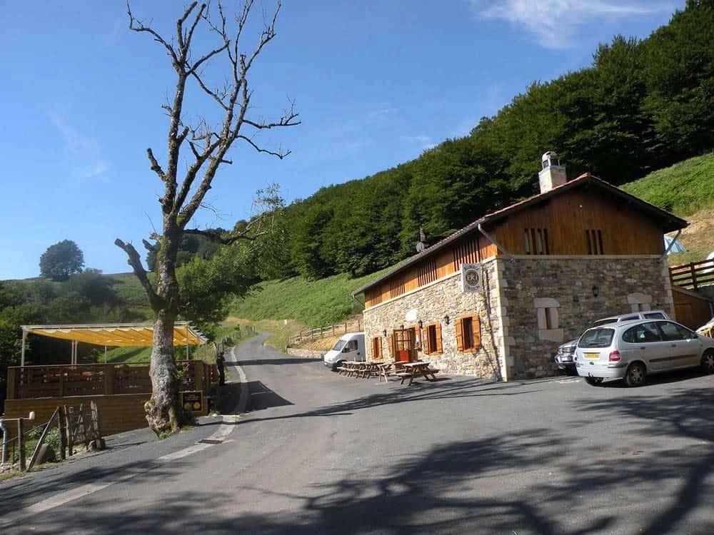 Guest house, Camino de Santiago