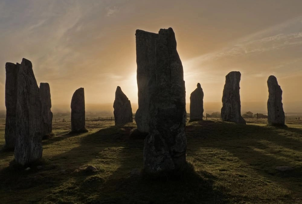In Search of the Callanish Standing Stones
