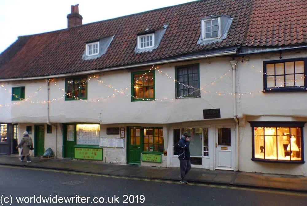 Lady Row, York
