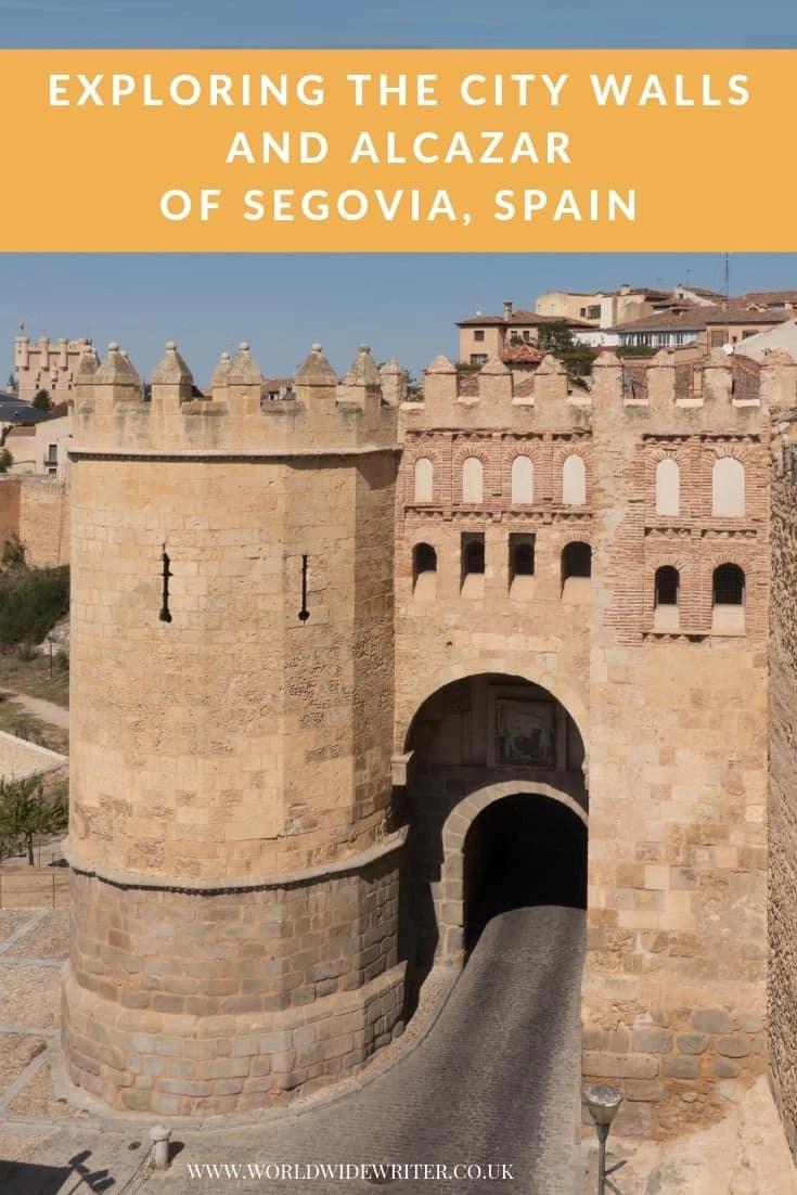 San Andres Gate, Segovia
