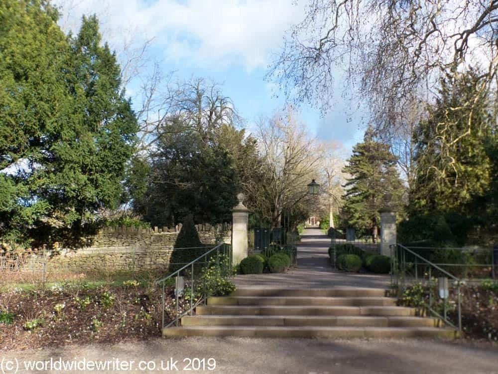 Sydney Gardens, Bath