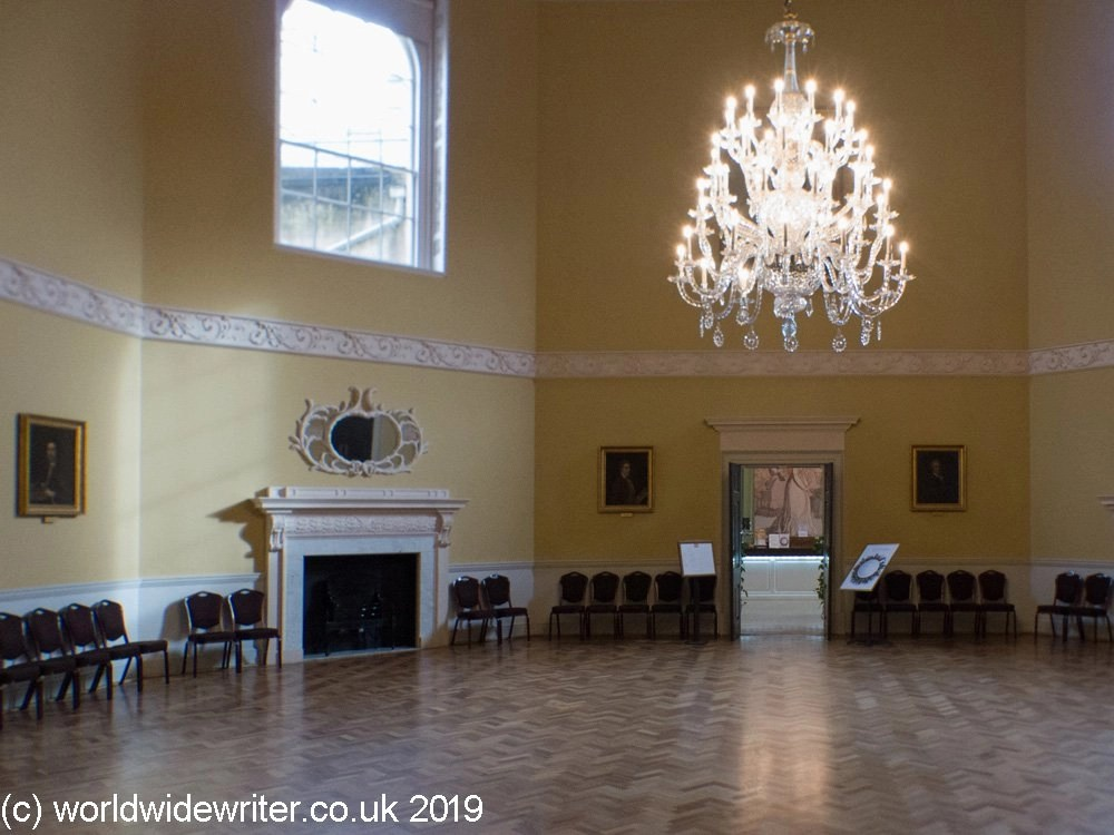 Octagon Room, Assembly Rooms, Bath