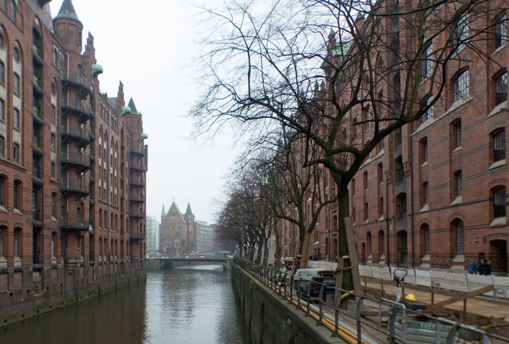 Speicherstadt, Hamburg: Bridges, Canals and Warehouses